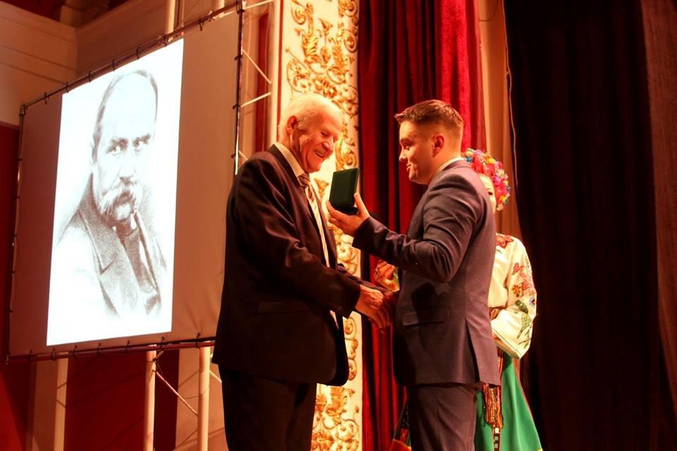 В Чернівцях нагородили відомих людей, фото-5
