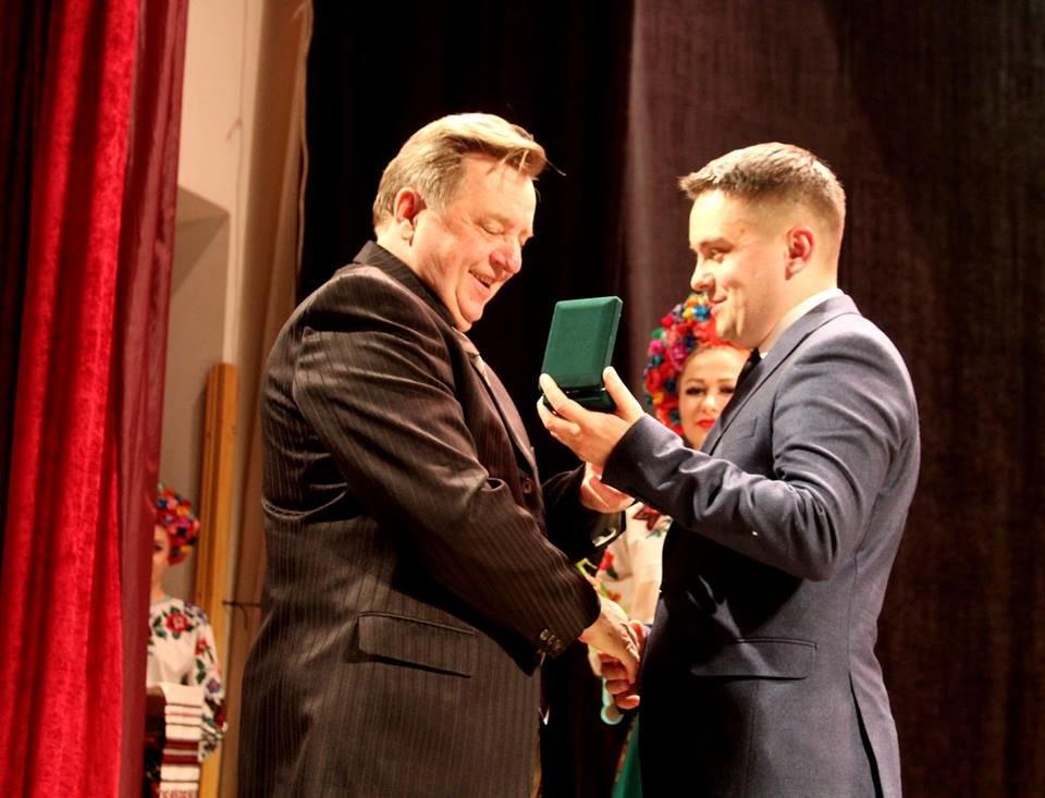 В Чернівцях нагородили відомих людей, фото-6