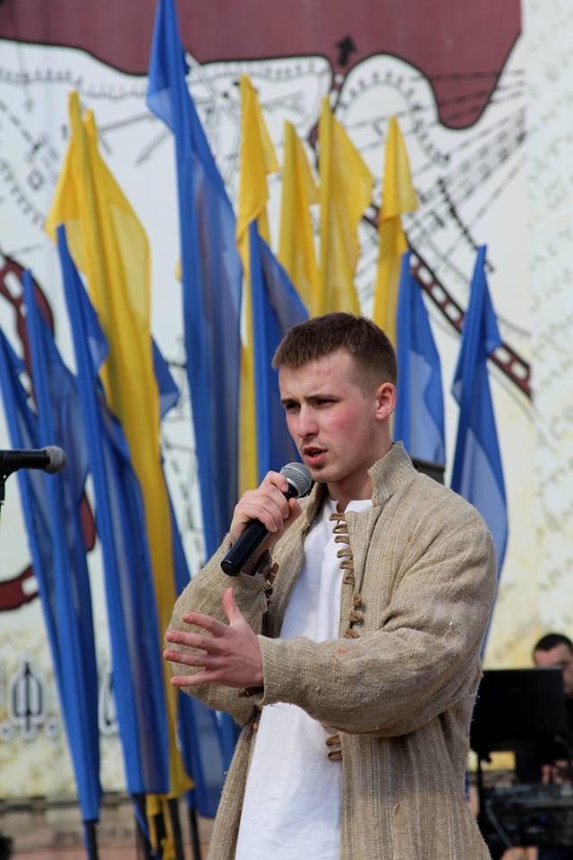 В Чернівцях відбулись урочистості до дня народження Тараса Шевченка, фото-8