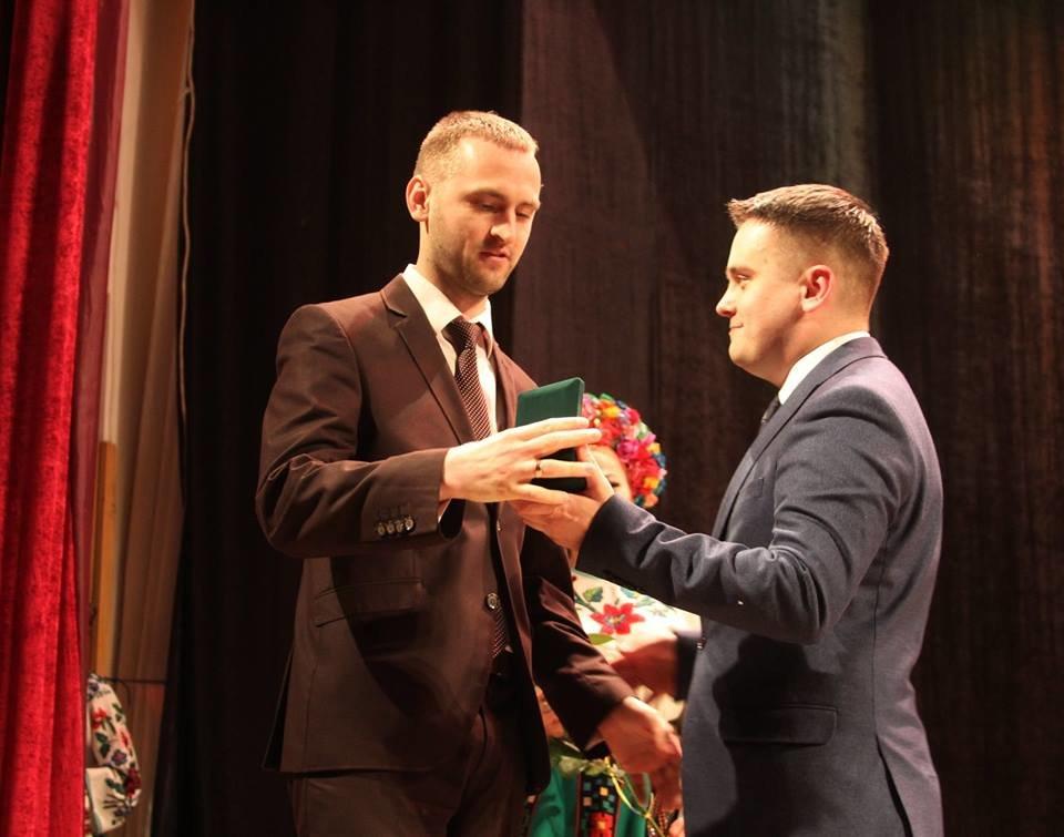 В Чернівцях нагородили відомих людей, фото-8
