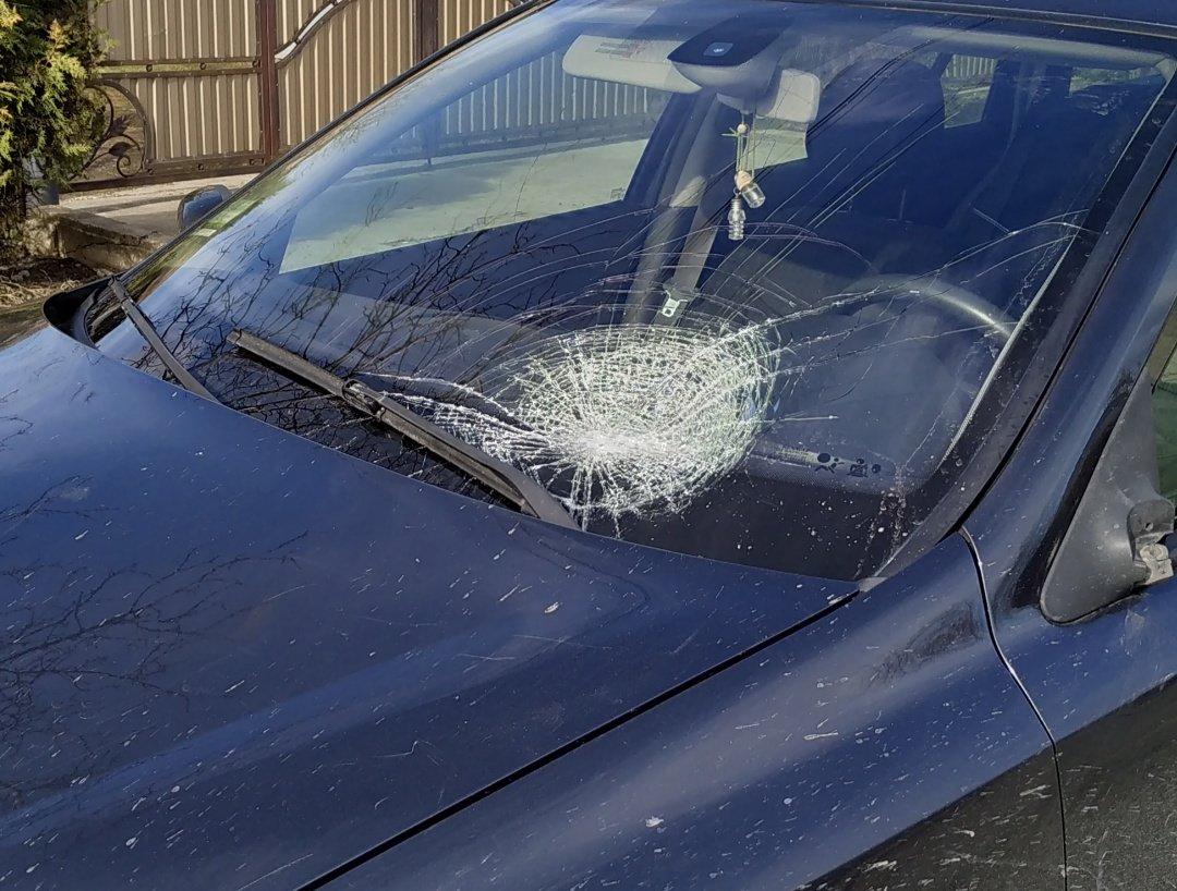 На Сторожинечині автіка на іноземних номерах збила чоловіка, фото-1