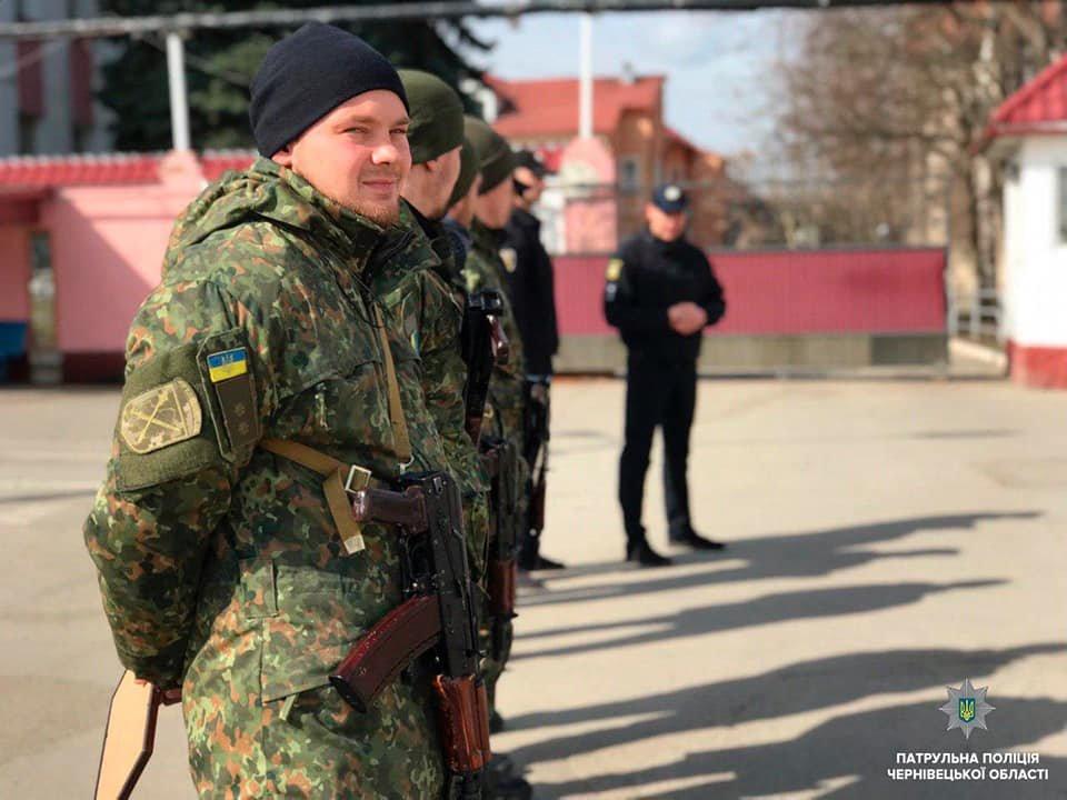 Буковинські поліцейські повернулись додому із зони ООС , фото-6