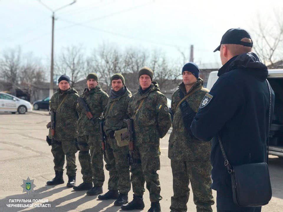Буковинські поліцейські повернулись додому із зони ООС , фото-7