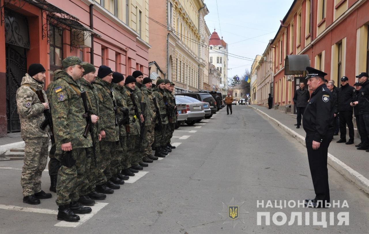 Буковинські поліцейські повернулись додому із зони ООС , фото-8