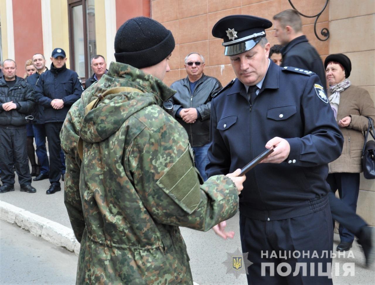 Буковинські поліцейські повернулись додому із зони ООС , фото-10