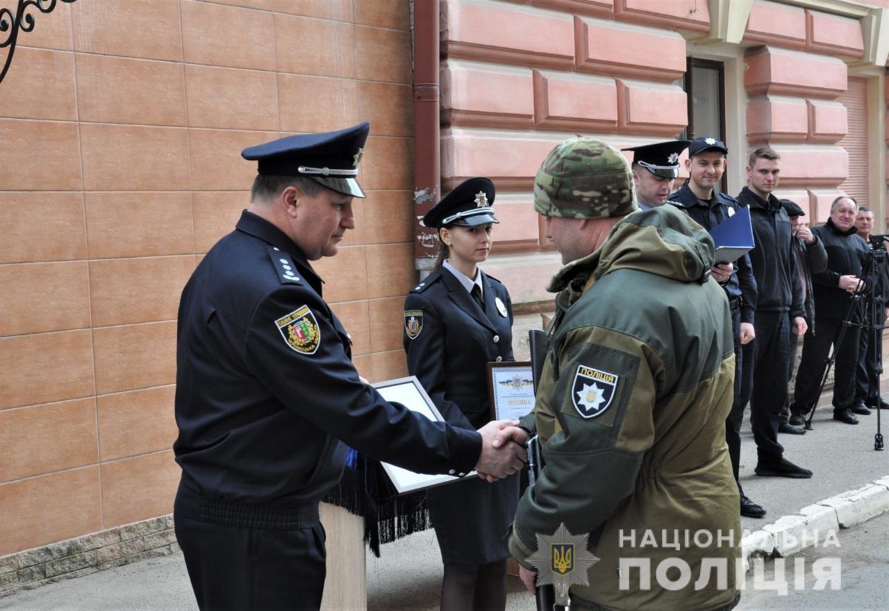 Буковинські поліцейські повернулись додому із зони ООС , фото-11