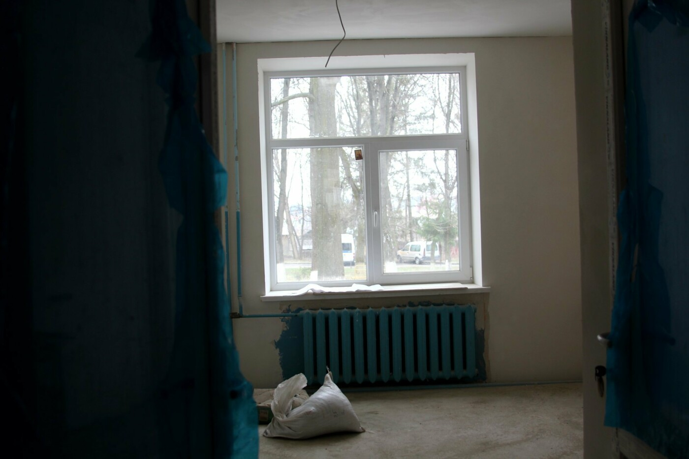 В Чернівцях реконструкція відділення радіології у онкодиспансері наближається до фінальної стадії, фото-2