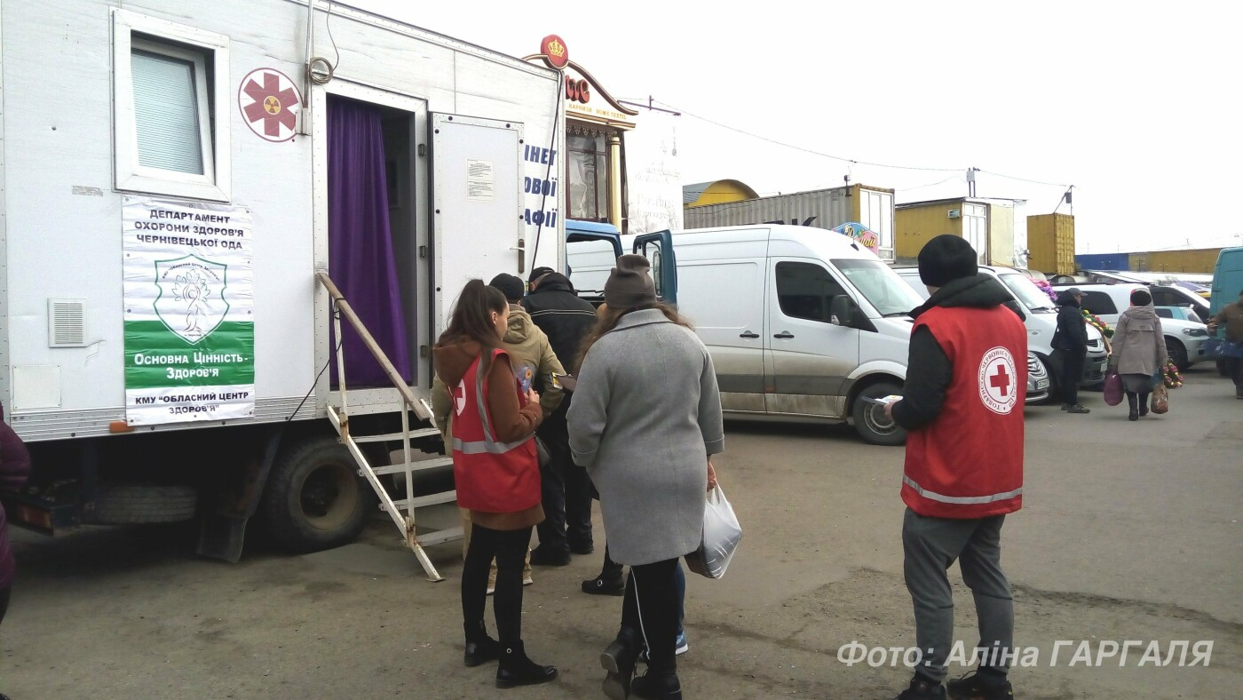В Чернівцях понад 120 осіб безоплатно обстежили свої легені, фото-3