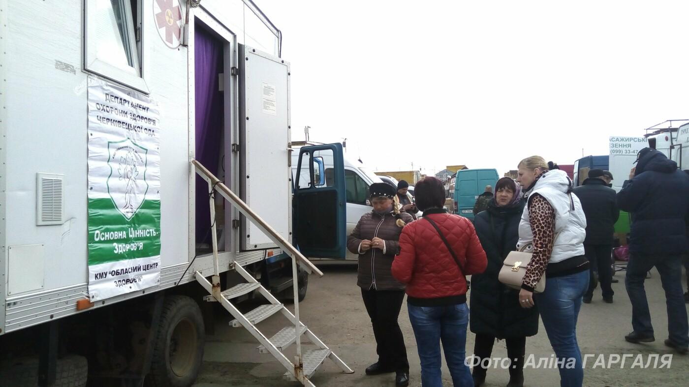 В Чернівцях понад 120 осіб безоплатно обстежили свої легені, фото-6