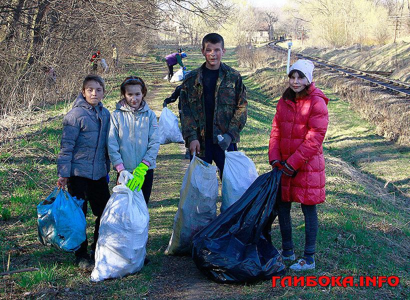 Буковинські учні взяли участь в акції #чисточелендж, фото-2