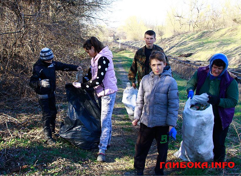 Буковинські учні взяли участь в акції #чисточелендж, фото-5