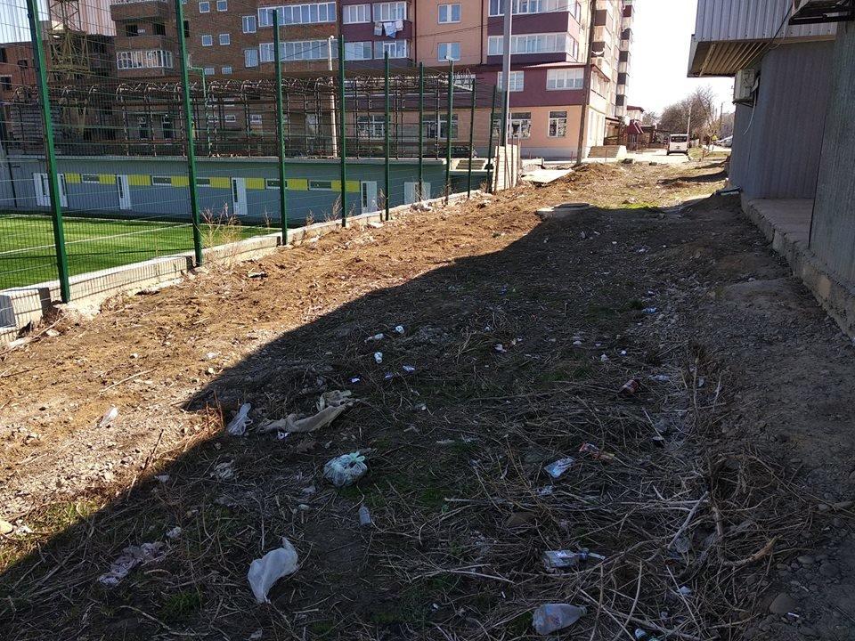 Чернівчани винесли кілька десятків мішків із сміттям зі свого району , фото-5