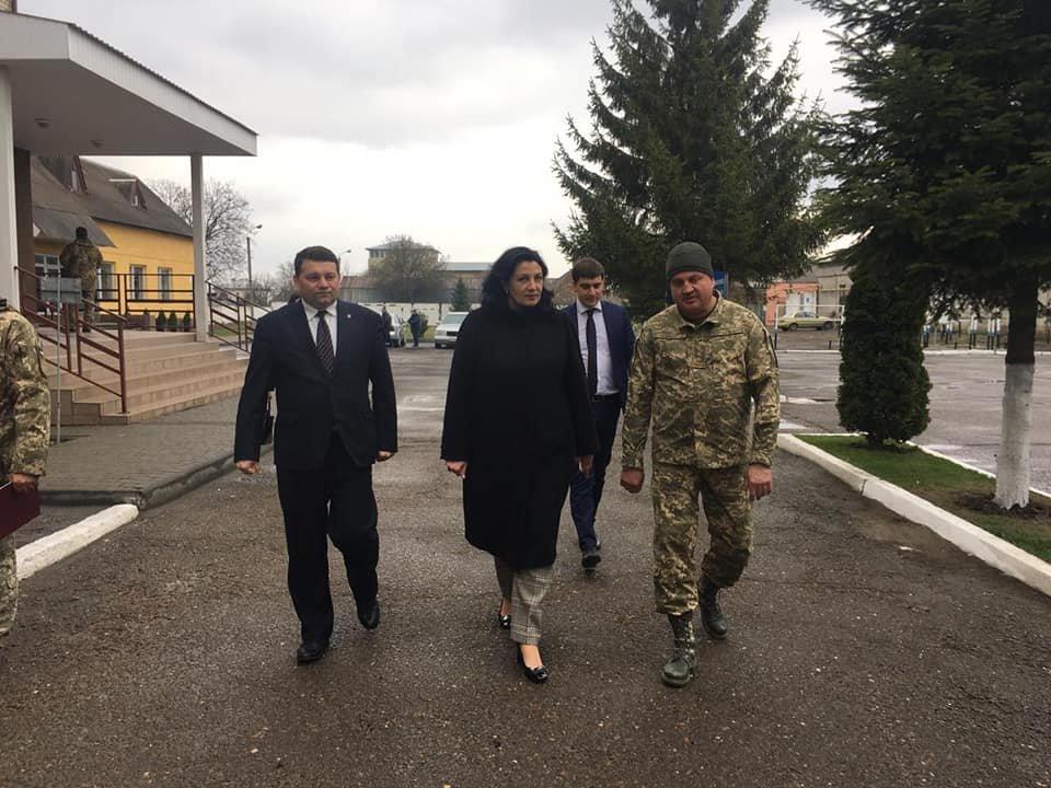 Віце-прем'єр-міністр розповіла про свої враження від перебування в Чернівцях, фото-2