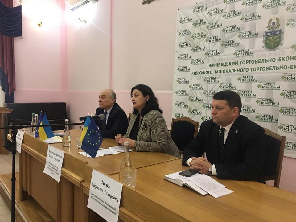 Віце-прем'єр-міністр розповіла про свої враження від перебування в Чернівцях, фото-3