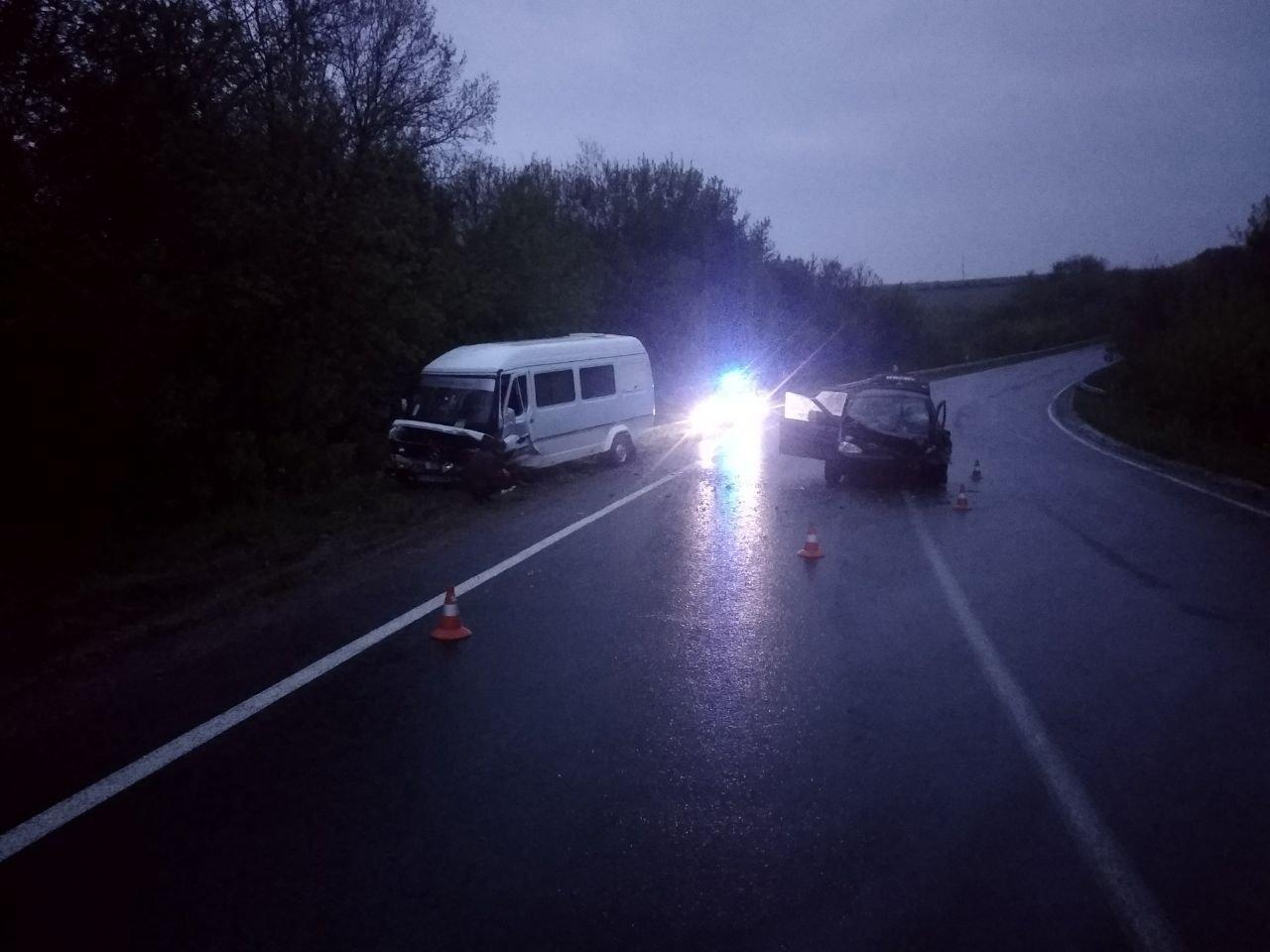На Буковині в результаті ДТП двоє людей опинилися в лікарні, фото-1
