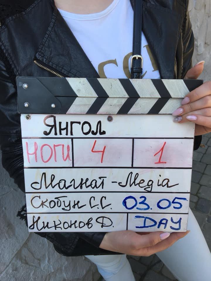 В центрі Чернівців знімають містичний фільм, фото-2