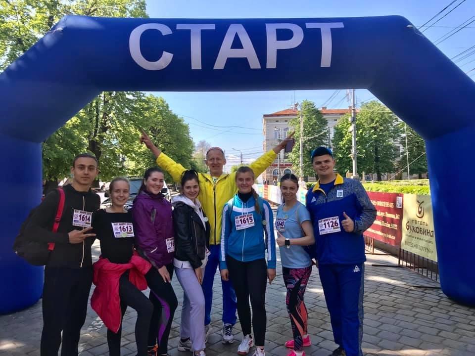 """В Чернівцях відбувся щорічний марафон """"Біг миру"""", фото-3"""