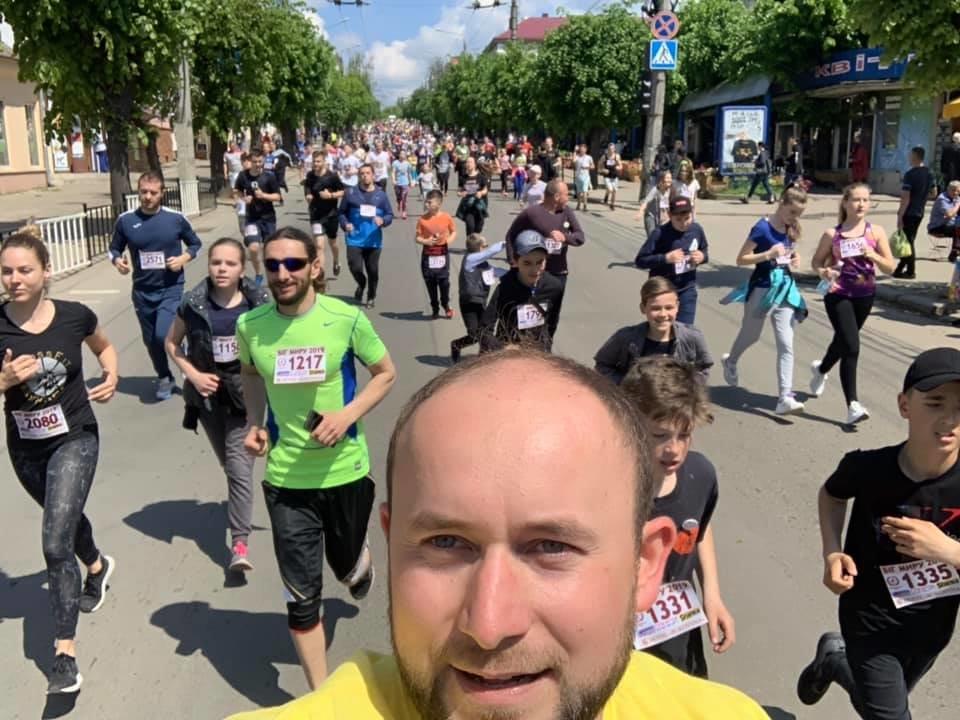 """В Чернівцях відбувся щорічний марафон """"Біг миру"""", фото-22"""