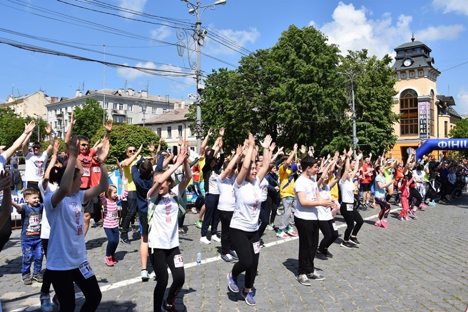 """В Чернівцях відбувся щорічний марафон """"Біг миру"""", фото-8"""