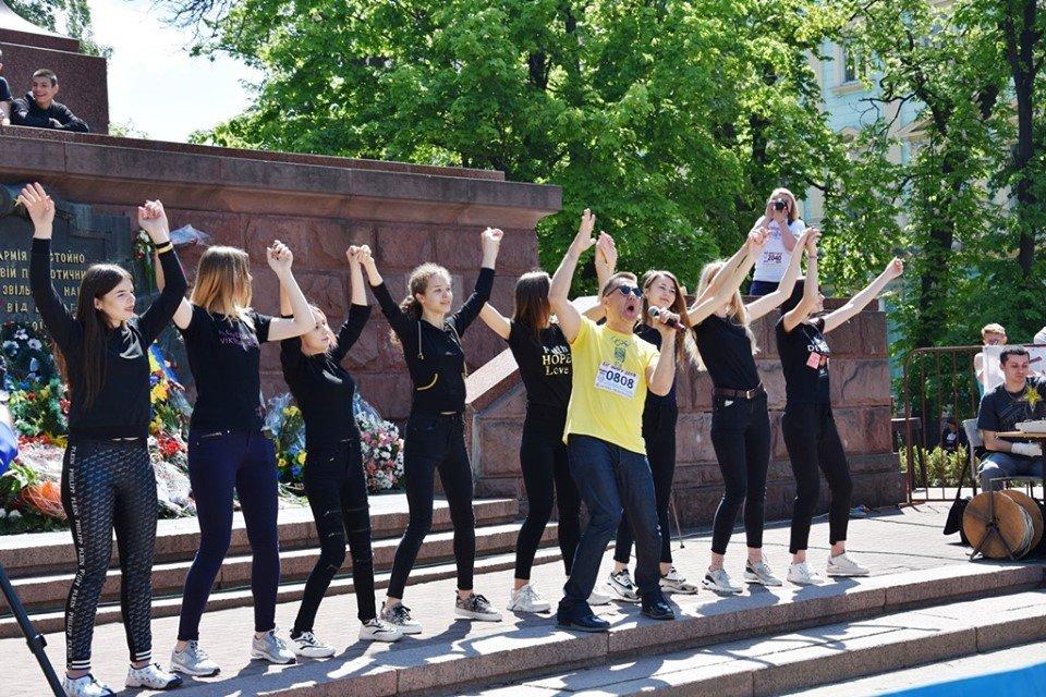 """В Чернівцях відбувся щорічний марафон """"Біг миру"""", фото-9"""