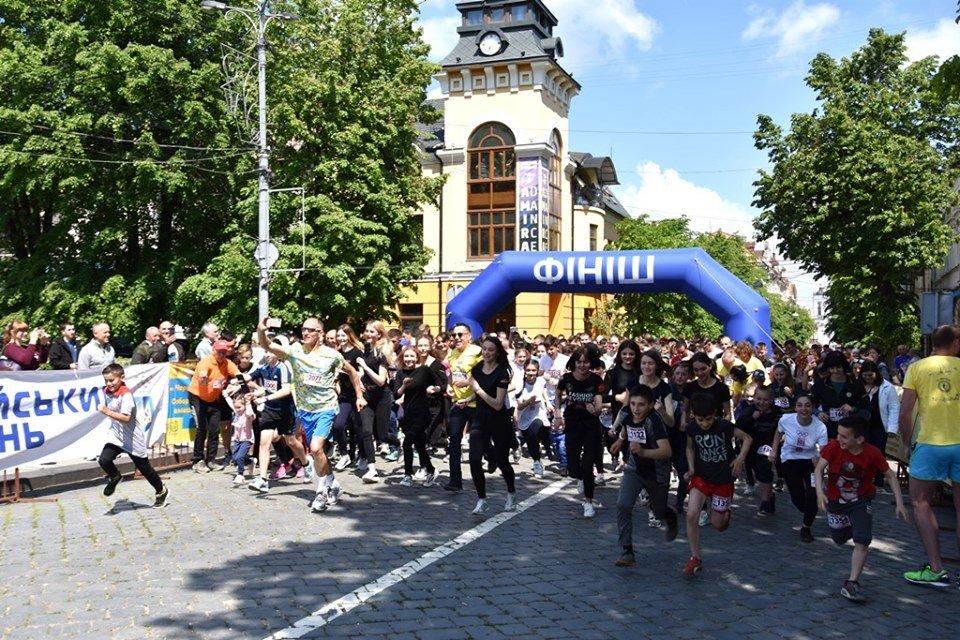 """В Чернівцях відбувся щорічний марафон """"Біг миру"""", фото-18"""