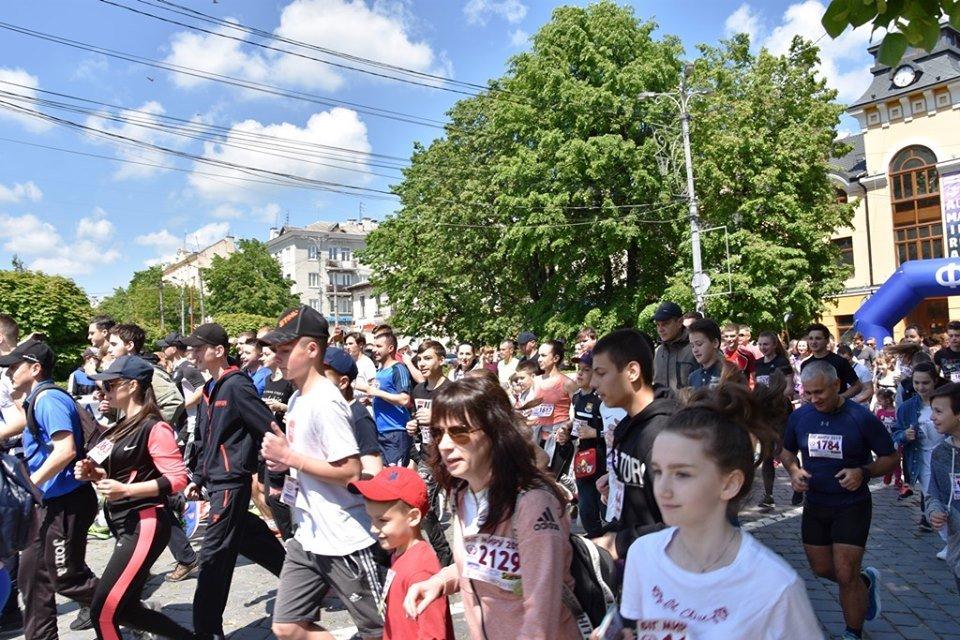 """В Чернівцях відбувся щорічний марафон """"Біг миру"""", фото-19"""