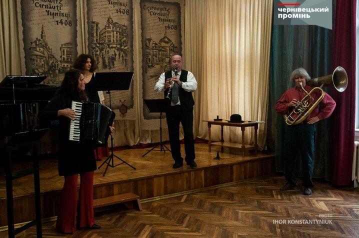 У Чернівцях відбувся концерт єврейської музики, фото-5