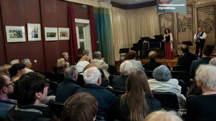 У Чернівцях відбувся концерт єврейської музики, фото-4