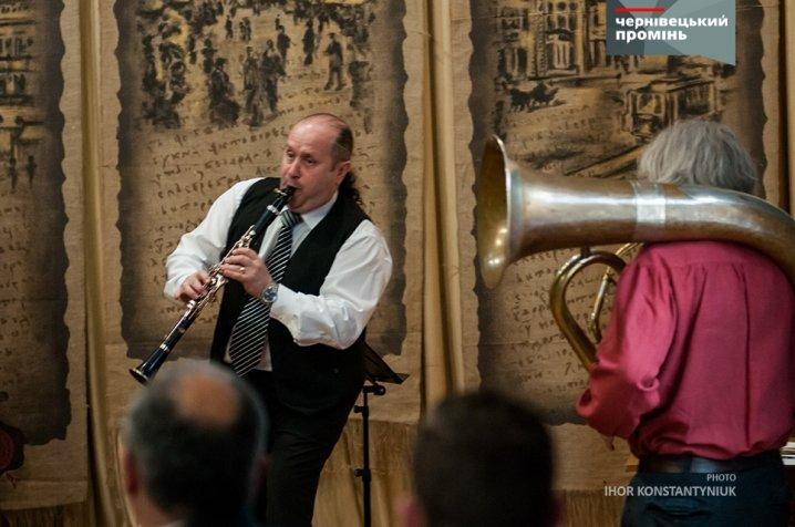 У Чернівцях відбувся концерт єврейської музики, фото-3