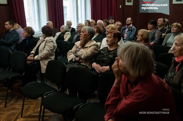 У Чернівцях відбувся концерт єврейської музики, фото-2
