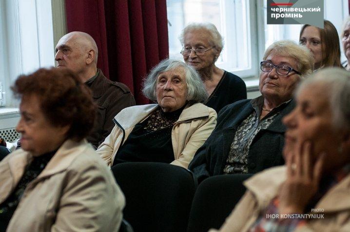 У Чернівцях відбувся концерт єврейської музики, фото-1