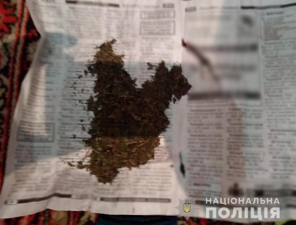У жителя Буковини поліція вилучила боєприпраси та наркотики, фото-1