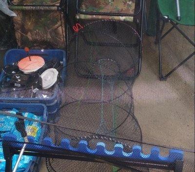 На Калинці оштрафували продавця заборонених рибальських сіток, фото-3