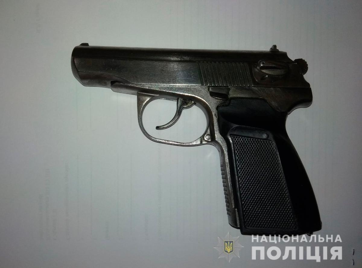 На Буковині зафіксовано 4 випадки незаконного поводження зі зброєю, фото-1