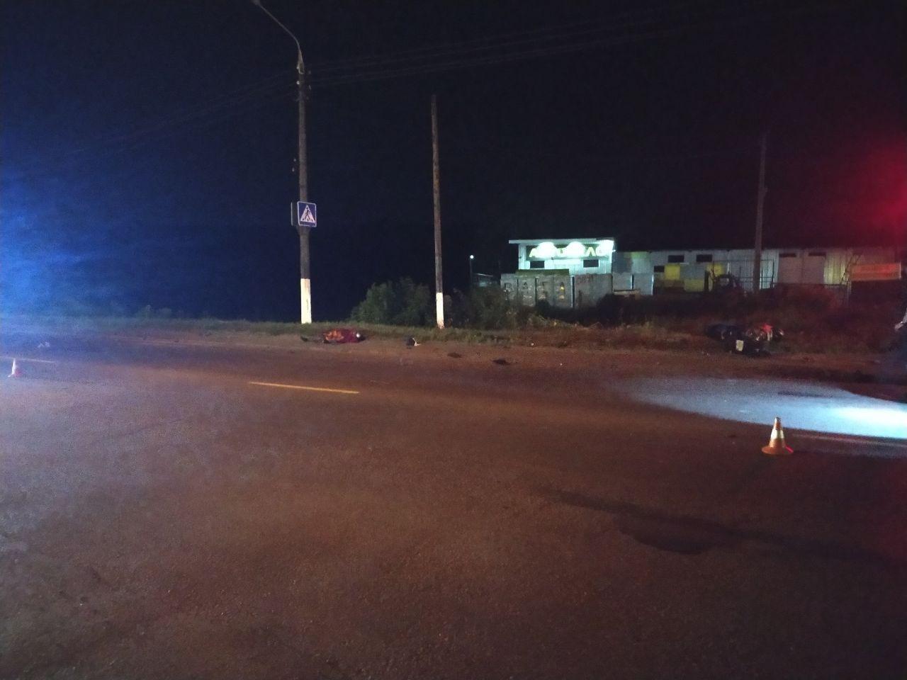 Нічна ДТП у Чернівцях: одна людина загинула, фото-1