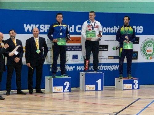 Буковинець став срібним призером на чемпіонаті світу, фото-1