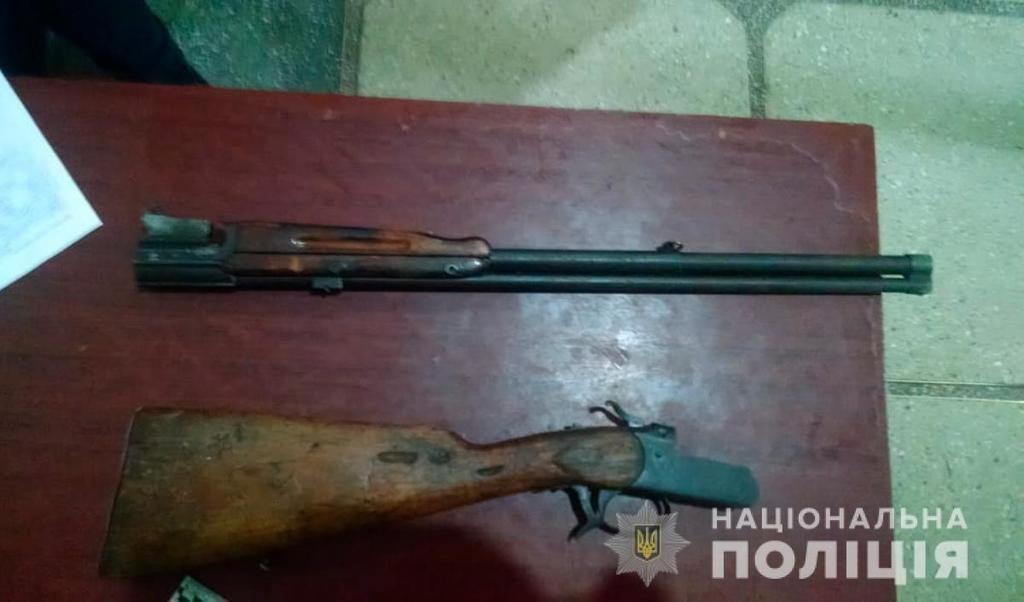 У двох жителів Чернівців вилучили зброю та набої, фото-1
