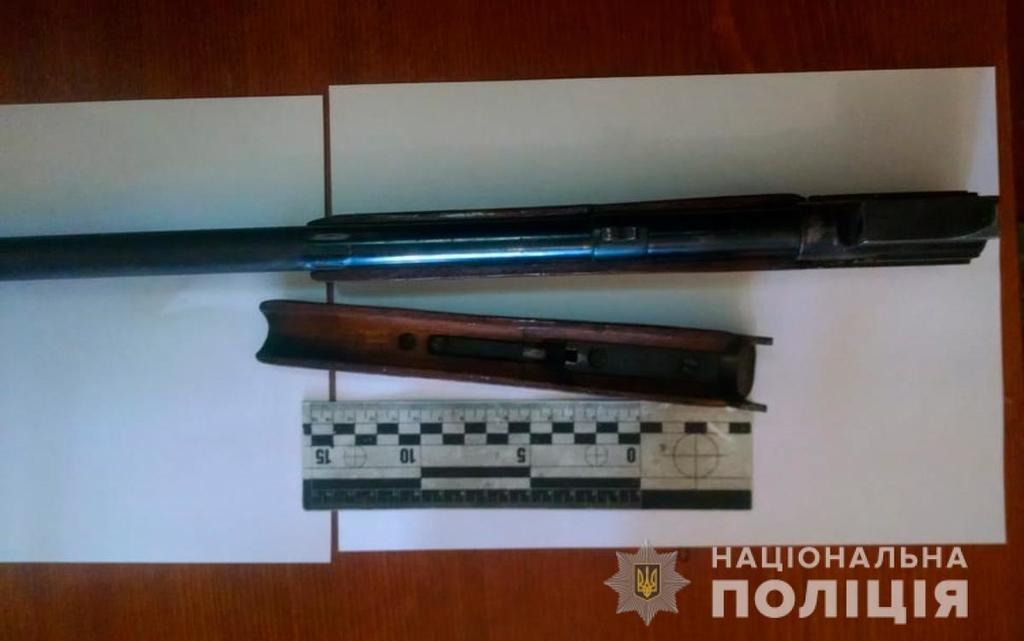 У двох жителів Чернівців вилучили зброю та набої, фото-2
