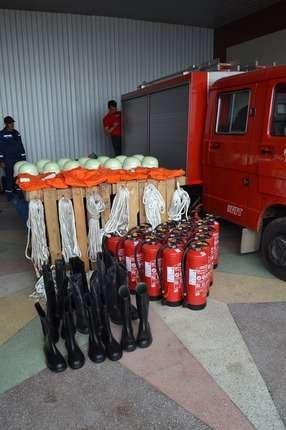 Одній із буковинських ОТГ подарували нову пожежну машину з Німеччини, фото-5