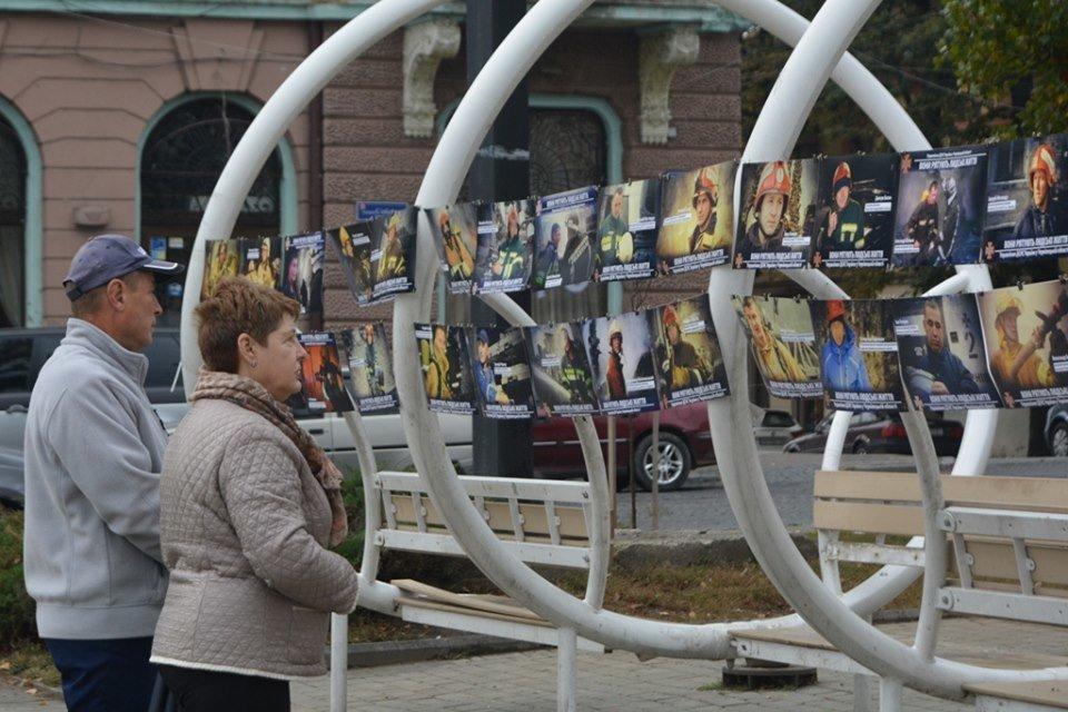 Рятувальники долучилися до святкування Дня міста Чернівці: як усе пройшло? , фото-1