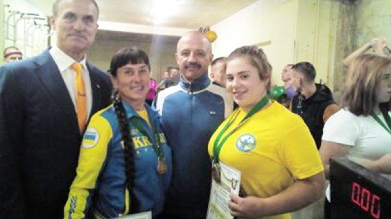 Спортсмени з Буковини — переможці Кубка України з гирьового спорту, фото-1