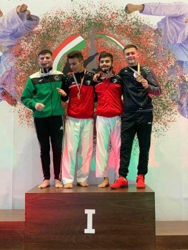 Спортсмени Чернівців привезли 23 медалі з чемпіонату Європи по карате у Будапешті - фото, фото-2