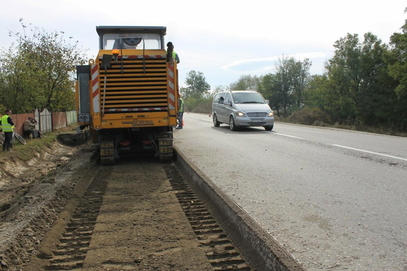 Розпочали капітальний ремонт дороги з Буковини до Румунії - вона матиме чотири смуги, фото-1