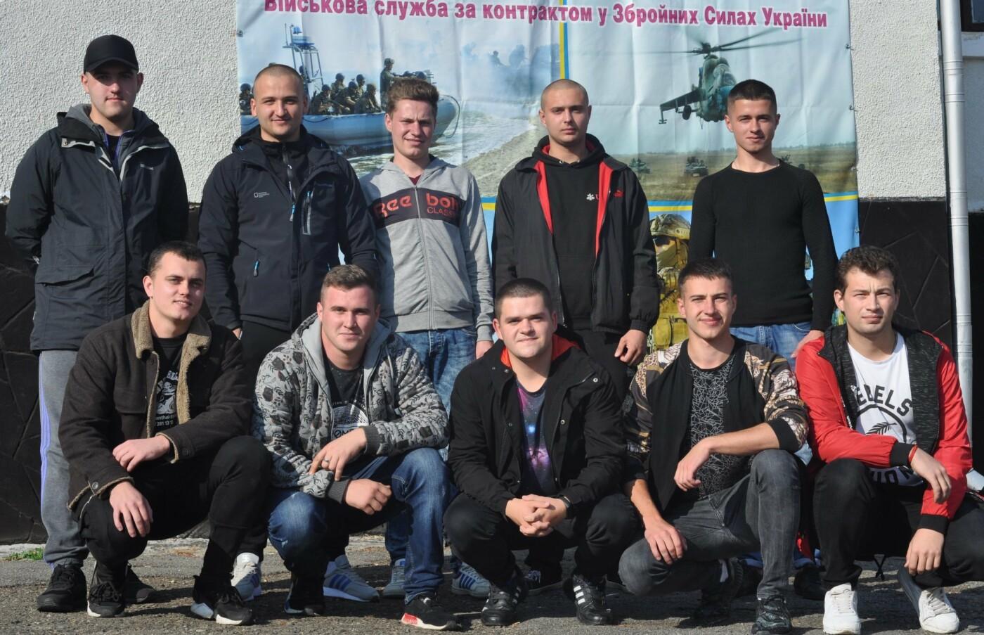 На строкову службу вирушила чергова команда буковинців - ФОТО, фото-2