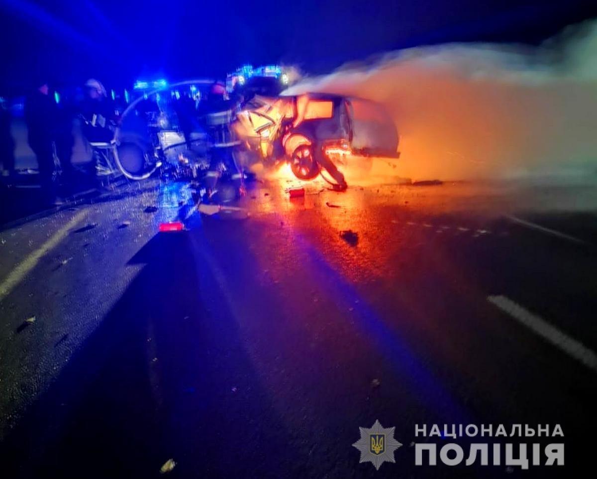 Фото пресслужби національної поліції в Чернівецькій області