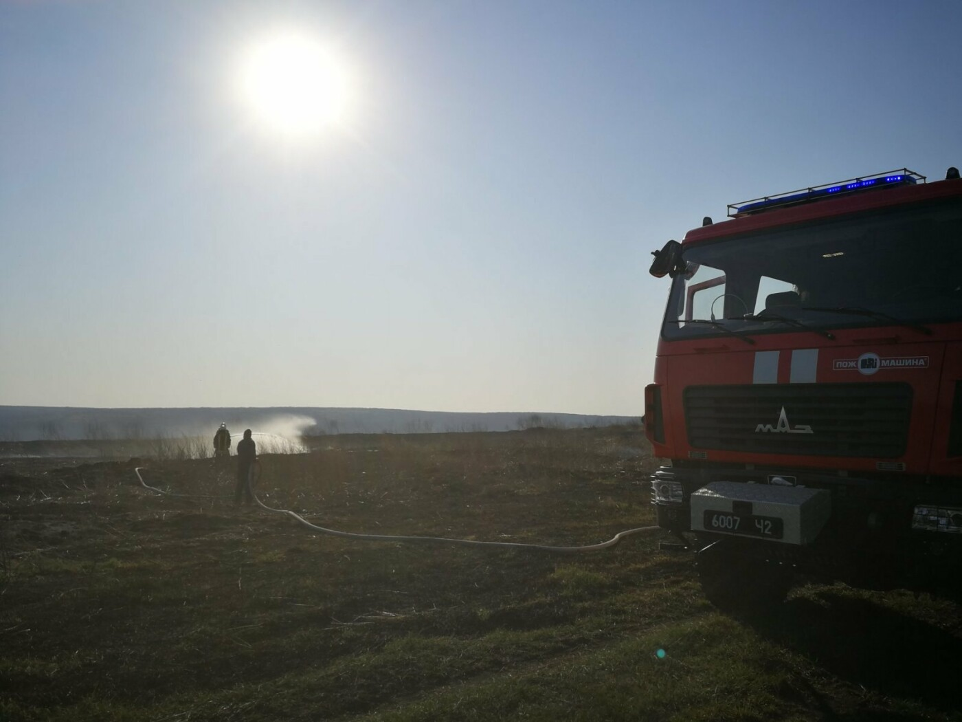Рятувальники закликають буковинців не спалювати суху траву (ВІДЕО), фото-1