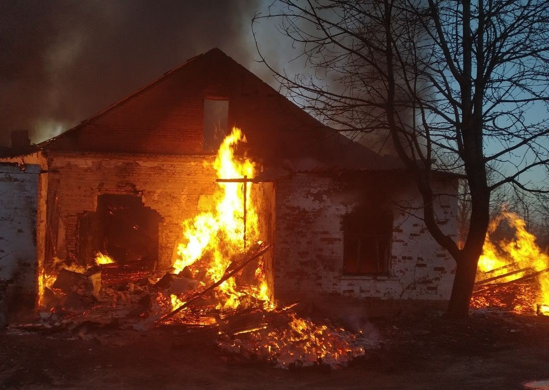 Рятувальники закликають буковинців не спалювати суху траву (ВІДЕО), фото-3