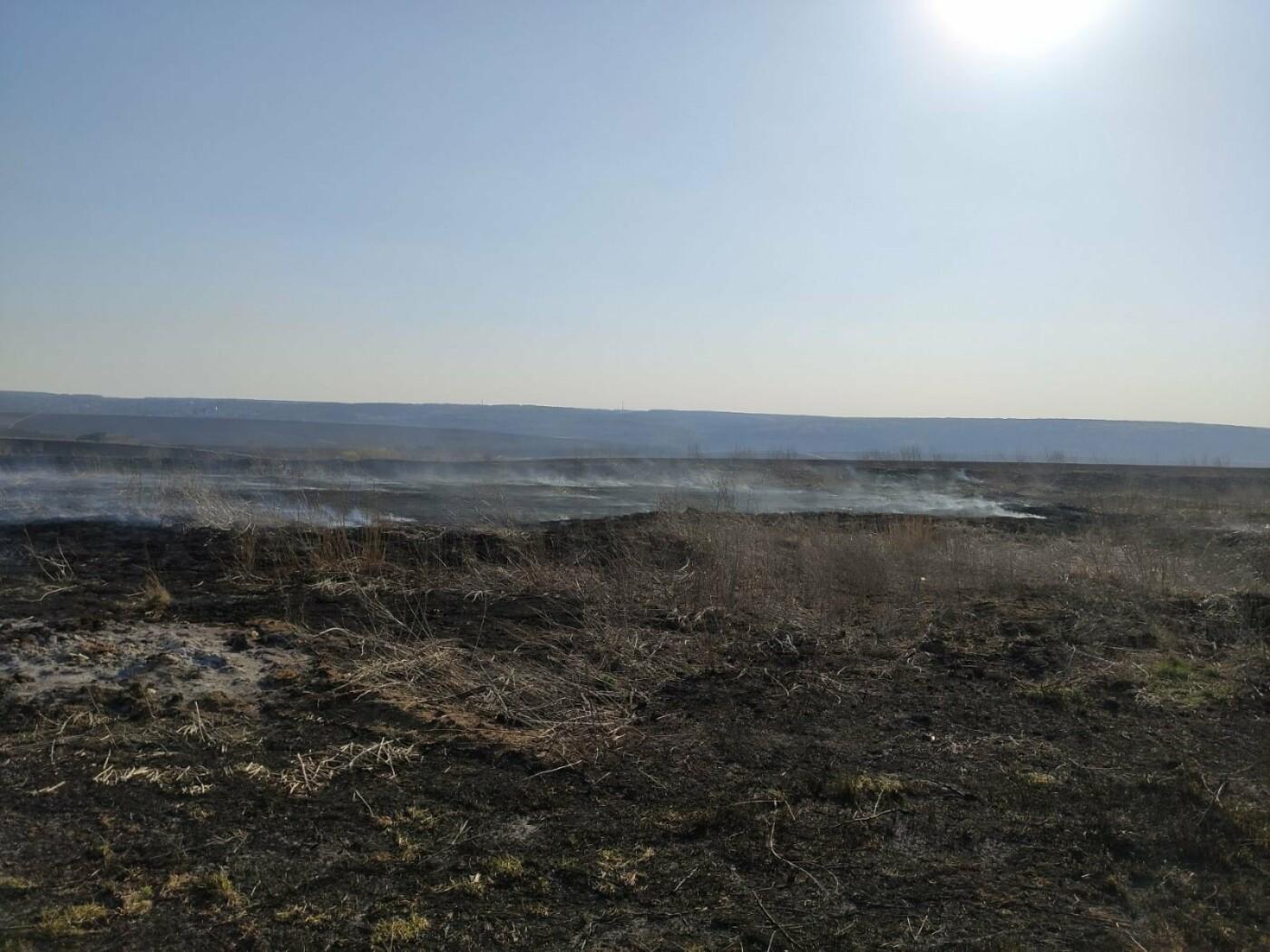 Рятувальники закликають буковинців не спалювати суху траву (ВІДЕО), фото-2