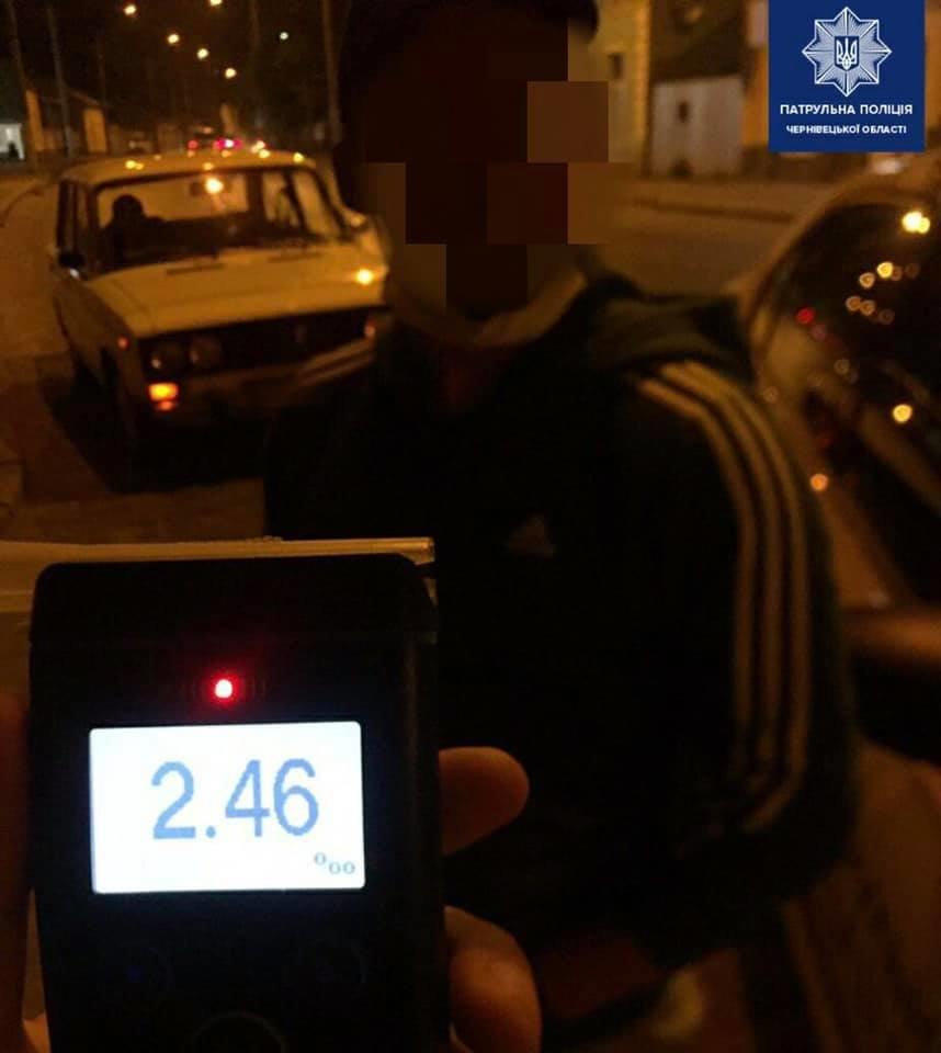 фото пресслужби УПП у Чернівецькій області