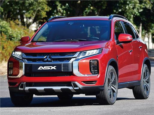 Mitsubishi ASX - фото ілюстративне